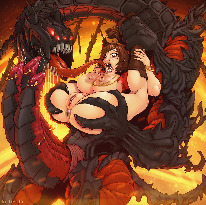 Hentia diablo 3 vids nudes gallery